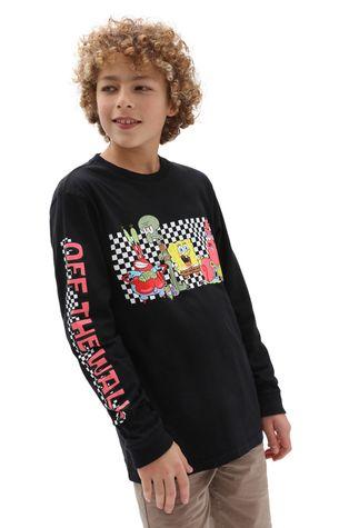 Vans - Dětské tričko s dlouhým rukávem x Spongebob