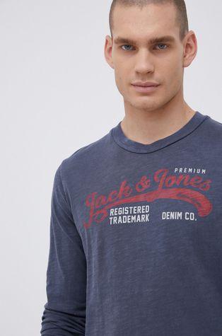 Premium by Jack&Jones - Βαμβακερό πουκάμισο με μακριά μανίκια
