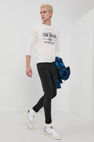 Tom Tailor - Longsleeve bawełniany