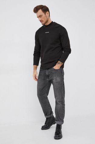 Calvin Klein Jeans - Bavlněné tričko s dlouhým rukávem