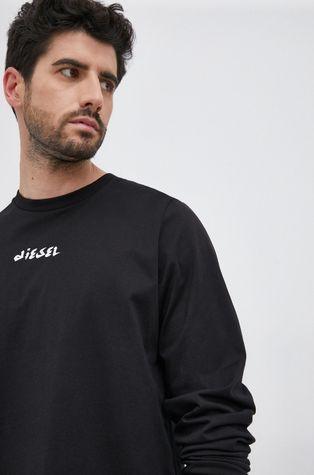 Diesel - Βαμβακερό πουκάμισο με μακριά μανίκια