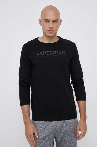 4F - Βαμβακερό πουκάμισο με μακριά μανίκια