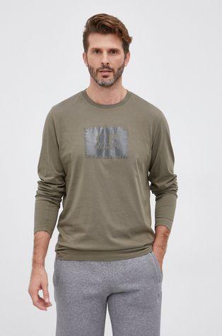 C.P. Company - Βαμβακερό πουκάμισο με μακριά μανίκια