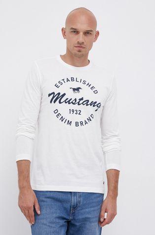 Mustang - Longsleeve bawełniany