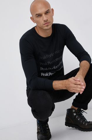 Peak Performance - Βαμβακερό πουκάμισο με μακριά μανίκια
