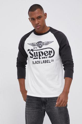 Superdry - Longsleeve bawełniany