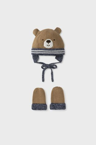 Mayoral Newborn - Дитяча шапка і рукавички