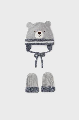 Mayoral Newborn - Детски шапка и ръкавици