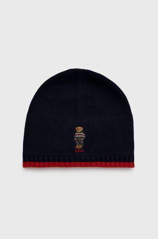 Polo Ralph Lauren - Czapka bawełniana dziecięca