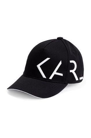 Karl Lagerfeld - Шапка с козирка