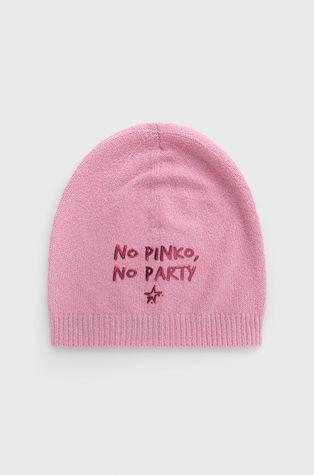 Pinko - Czapka z domieszką wełny