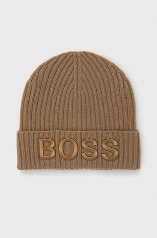 Boss - Czapka wełniana
