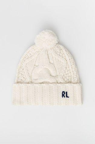 Polo Ralph Lauren - Σκουφί από μείγμα μαλλιού