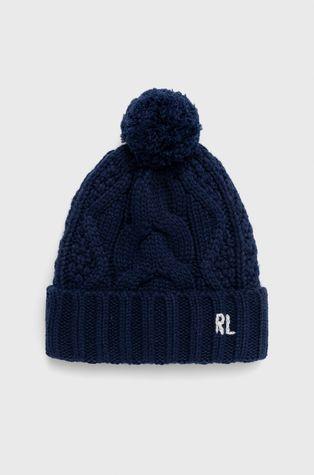 Polo Ralph Lauren - Шапка с примесью шерсти