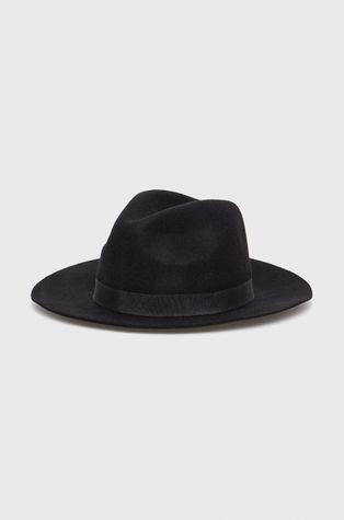 Pepe Jeans - Vlnený klobúk Paula Hat