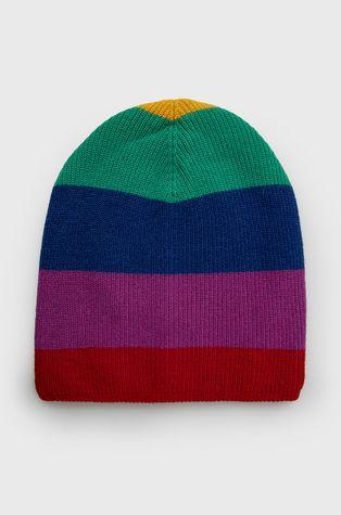 United Colors of Benetton - Σκουφί από μείγμα μαλλιού