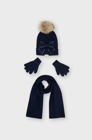 Mayoral - Детские шапка, шарф и перчатки