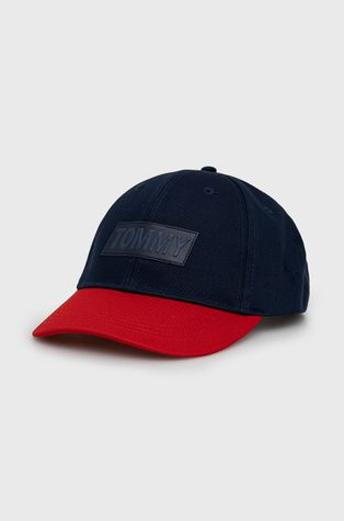 Tommy Hilfiger - Детска памучна шапка