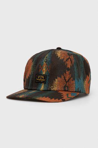 Billabong - Βαμβακερό καπέλο x Wrangler