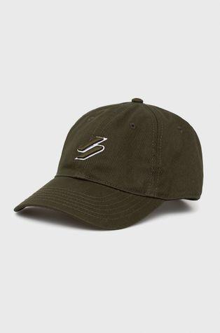 Superdry - Памучна шапка