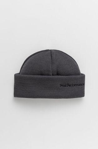 Peak Performance - Vlněný klobouk