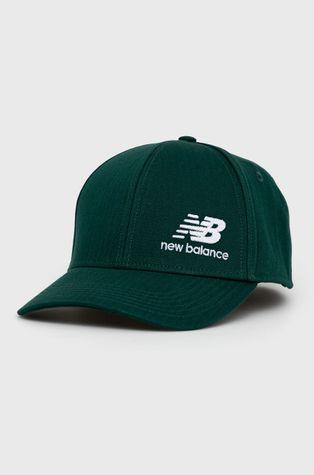 New Balance - Βαμβακερό καπέλο