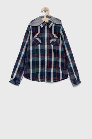 Guess - Koszula bawełniana dziecięca