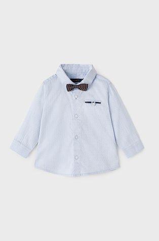 Mayoral - Детская хлопковая рубашка