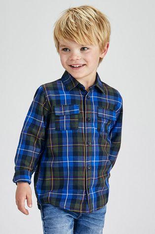 Mayoral - Дитяча бавовняна сорочка