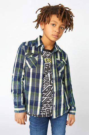 Guess - Детская хлопковая рубашка