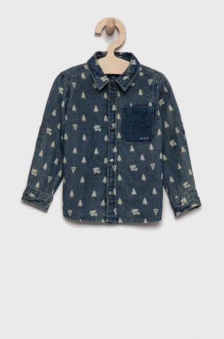Guess - Παιδικό τζιν πουκάμισο