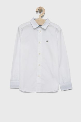 Lacoste - Koszula bawełniana dziecięca