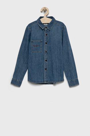 Pepe Jeans - Koszula jeansowa dziecięca Harry