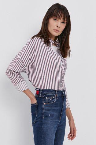 Tommy Jeans - Bavlněná košile