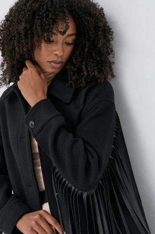 Twinset - Μάλλινο παλτό