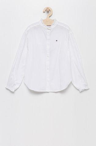 Tommy Hilfiger - Детская хлопковая рубашка