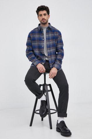 Selected - Koszula bawełniana