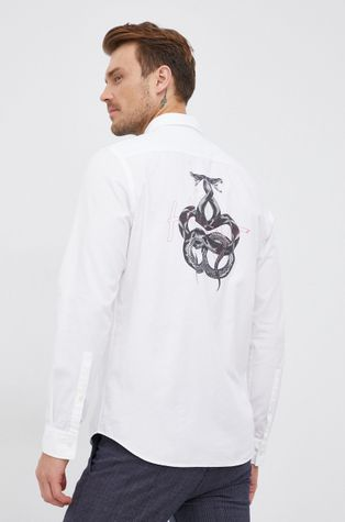 Hugo - Βαμβακερό πουκάμισο
