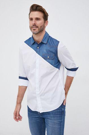 Desigual - Βαμβακερό πουκάμισο