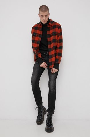 Levi's - Βαμβακερό πουκάμισο