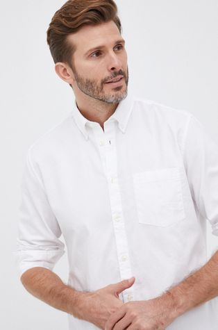Marc O'Polo - Βαμβακερό πουκάμισο