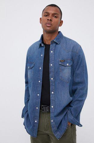 Wrangler - Koszula jeansowa
