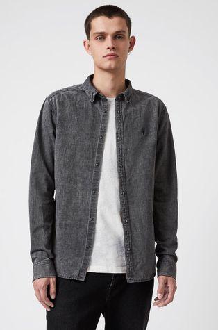 AllSaints - Koszula bawełniana