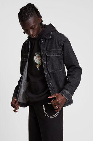 AllSaints - Τζιν πουκάμισο