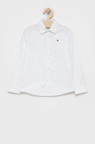 Calvin Klein Jeans - Παιδικό βαμβακερό πουκάμισο