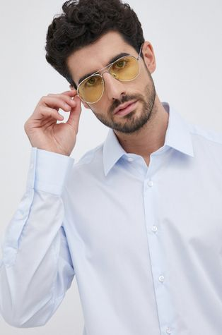 Karl Lagerfeld - Βαμβακερό πουκάμισο