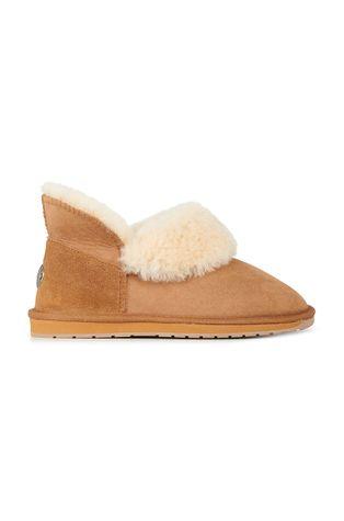 Emu Australia - Μπότες χιονιού σουέτ Platinum Mintaro
