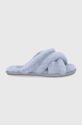 UGG - Vlněné pantofle Scuffita