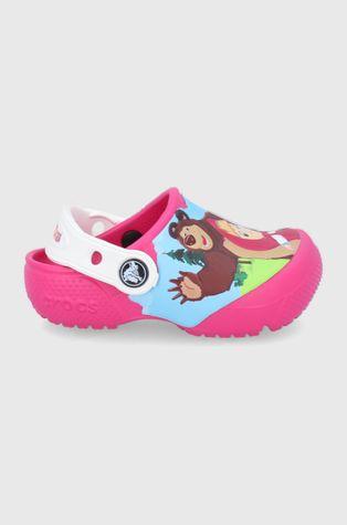 Crocs - Детские шлепанцы Masha And The Bear