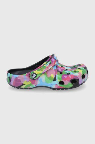 Crocs - Шльопанці Classic Bubble Block Clog